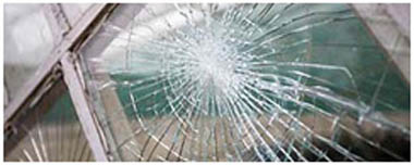 Isle Of Wight Smashed Glass